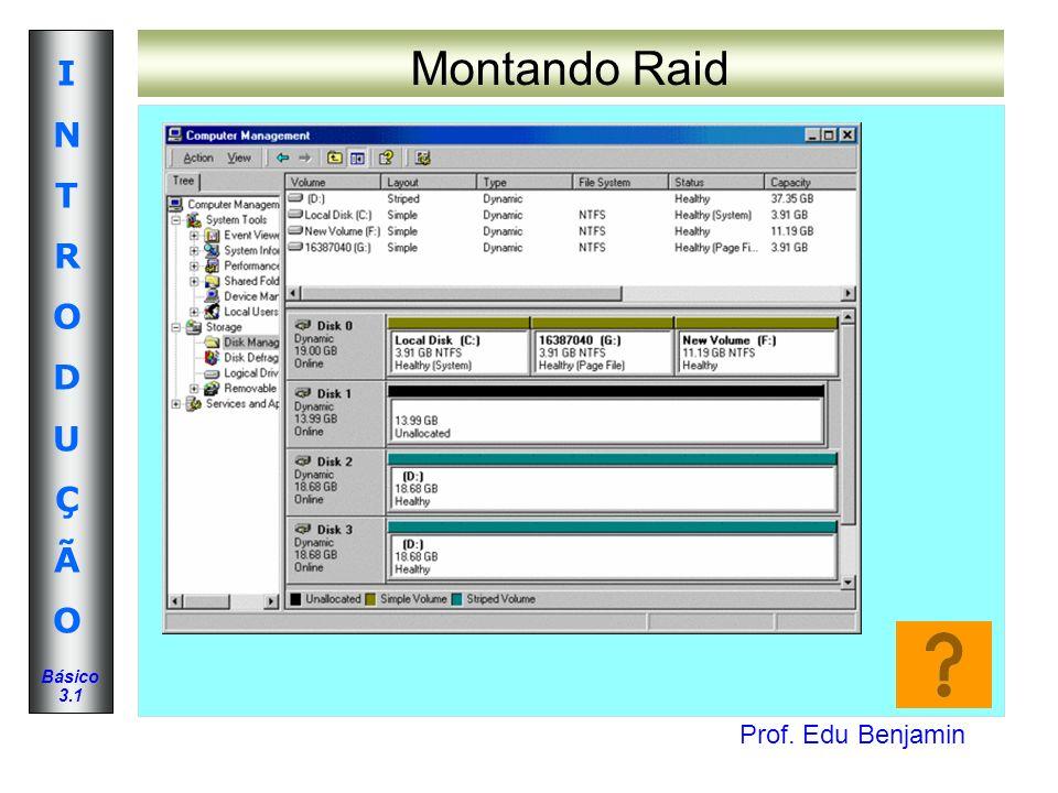 Montando Raid Polícia Civil - 2004 - Investigador