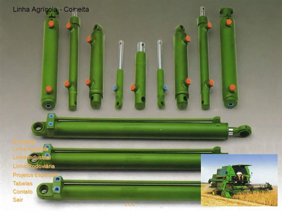 Linha Agrícola - Colheita