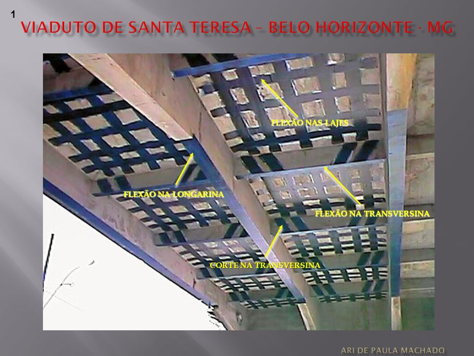 Viaduto de santa teresa – belo horizonte - mg