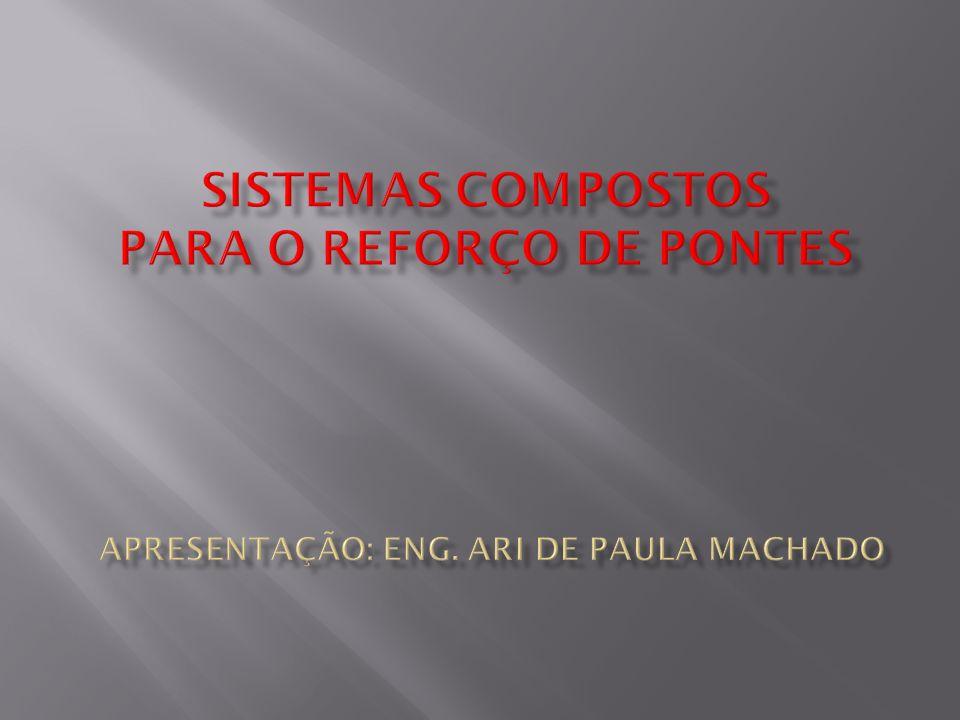 SISTEMAS COMPOSTOS PARA O REFORÇO DE PONTES
