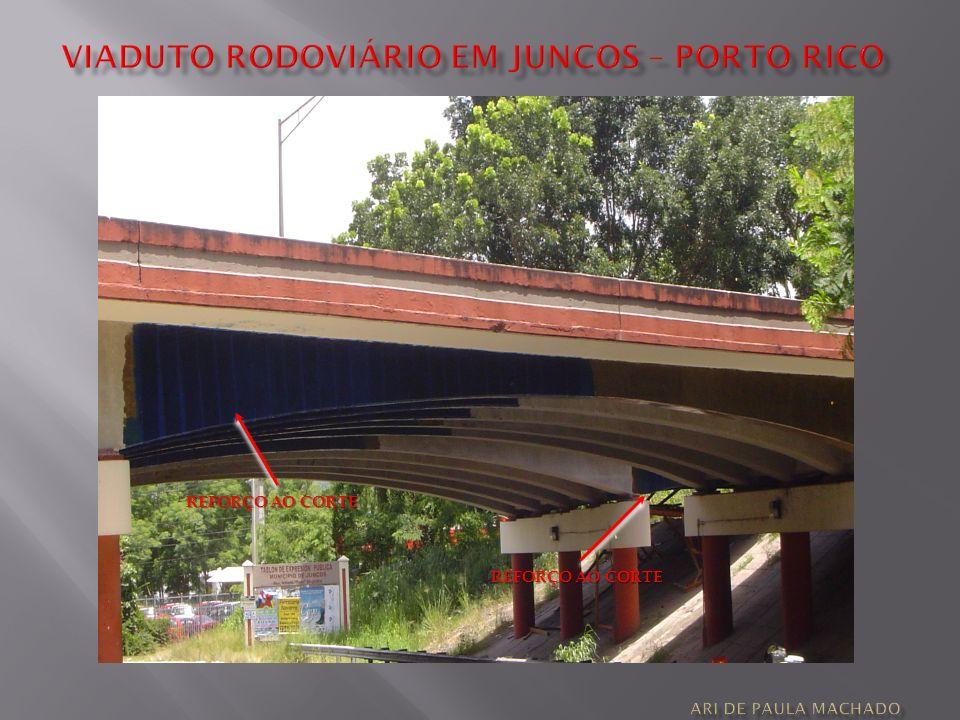 Viaduto rodoviário em JUNCOS – porto rico