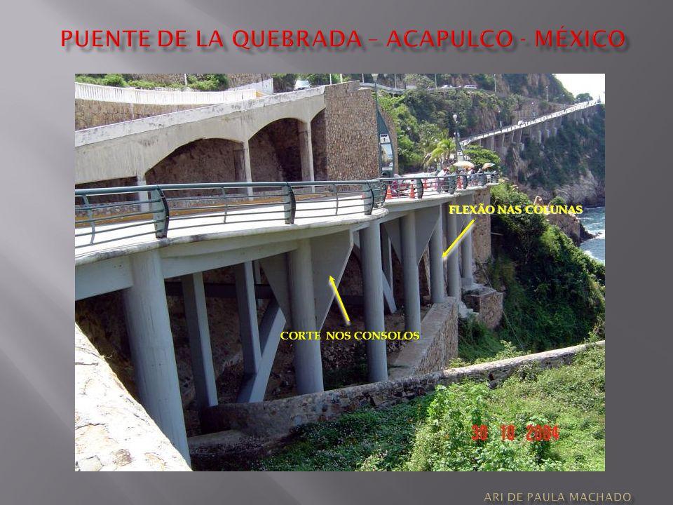 Puente de la quebrada – acapulco - méxico