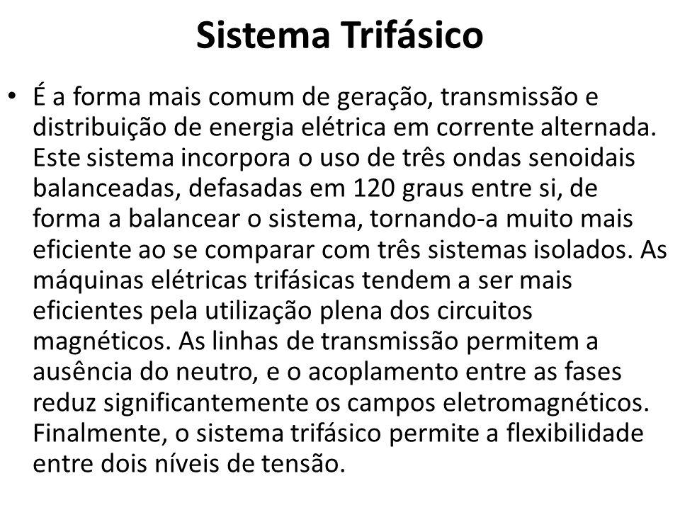 Sistema Trifásico