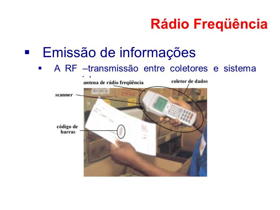 Emissão de informações