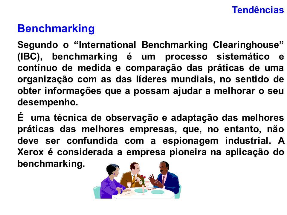 Benchmarking Tendências