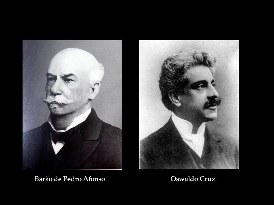Barão de Pedro Afonso Oswaldo Cruz
