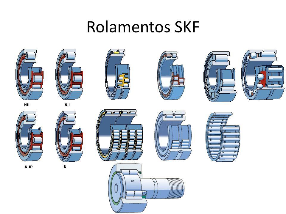 Rolamentos SKF