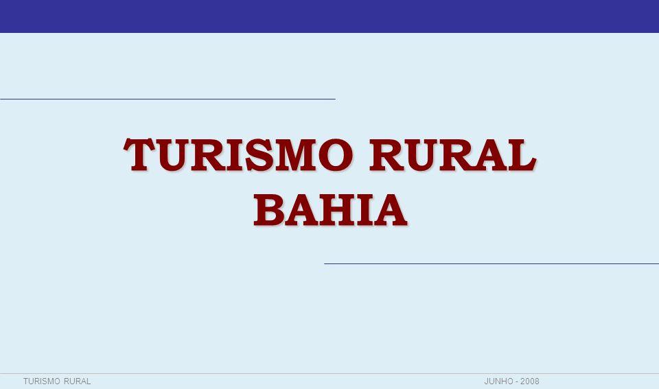 TURISMO RURAL BAHIA