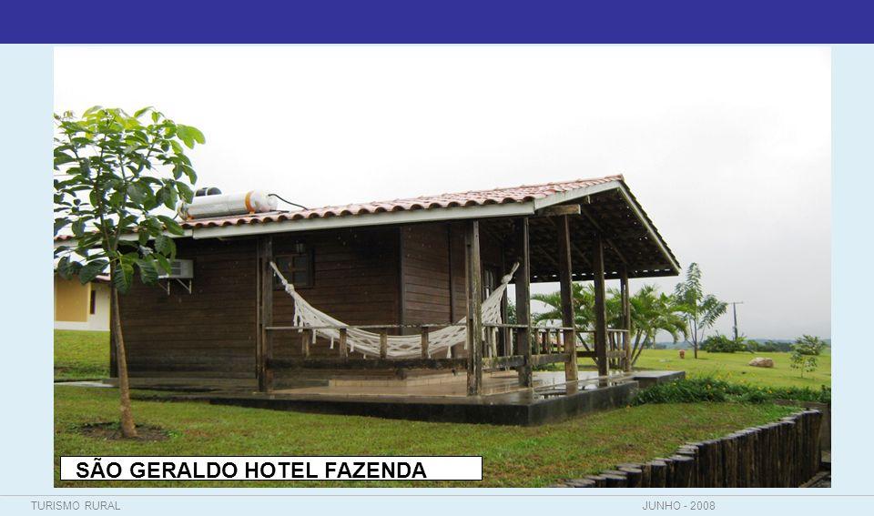 SÃO GERALDO HOTEL FAZENDA