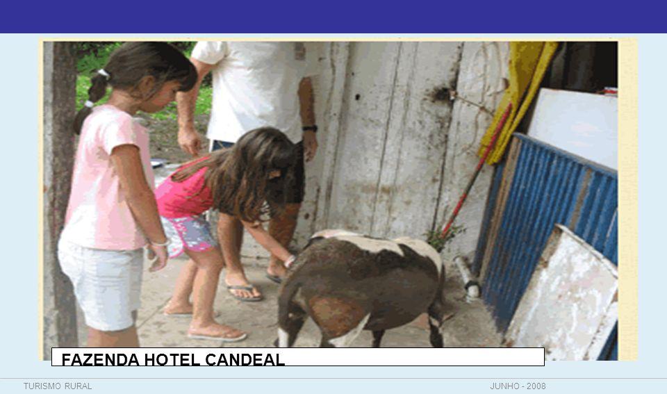 FAZENDA HOTEL CANDEAL