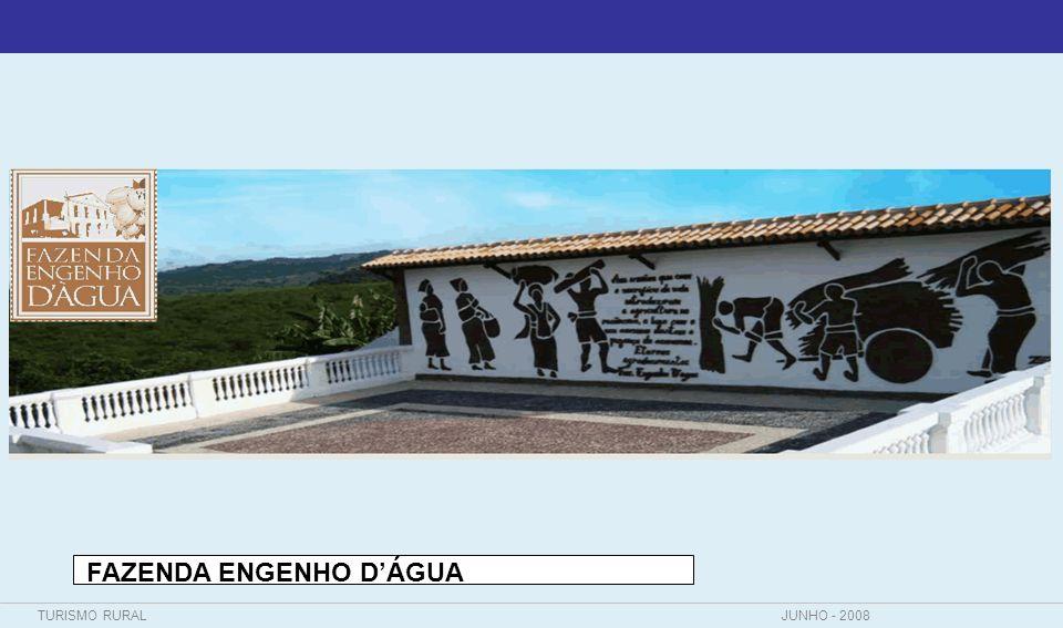 FAZENDA ENGENHO D'ÁGUA