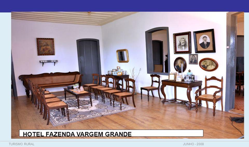 HOTEL FAZENDA VARGEM GRANDE