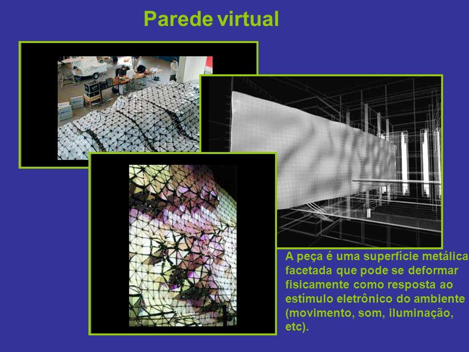 Parede virtual