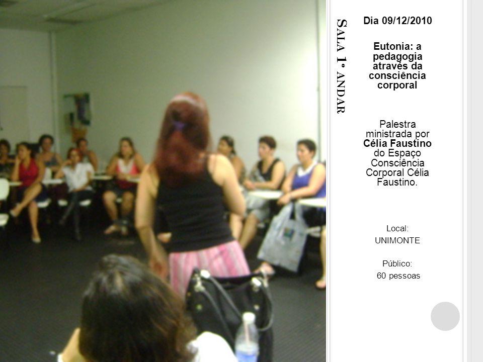 Eutonia: a pedagogia através da consciência corporal