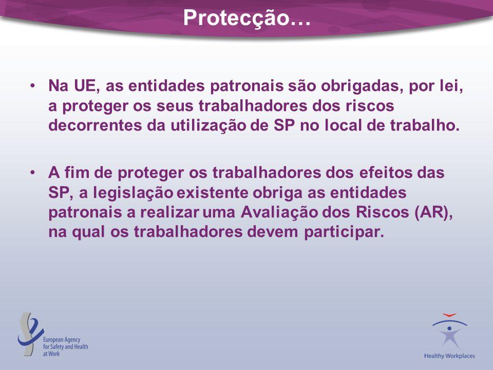Protecção…
