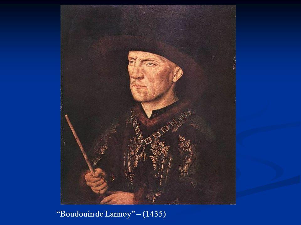Boudouin de Lannoy – (1435)