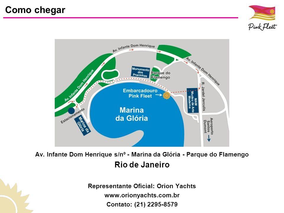 Como chegar Rio de Janeiro