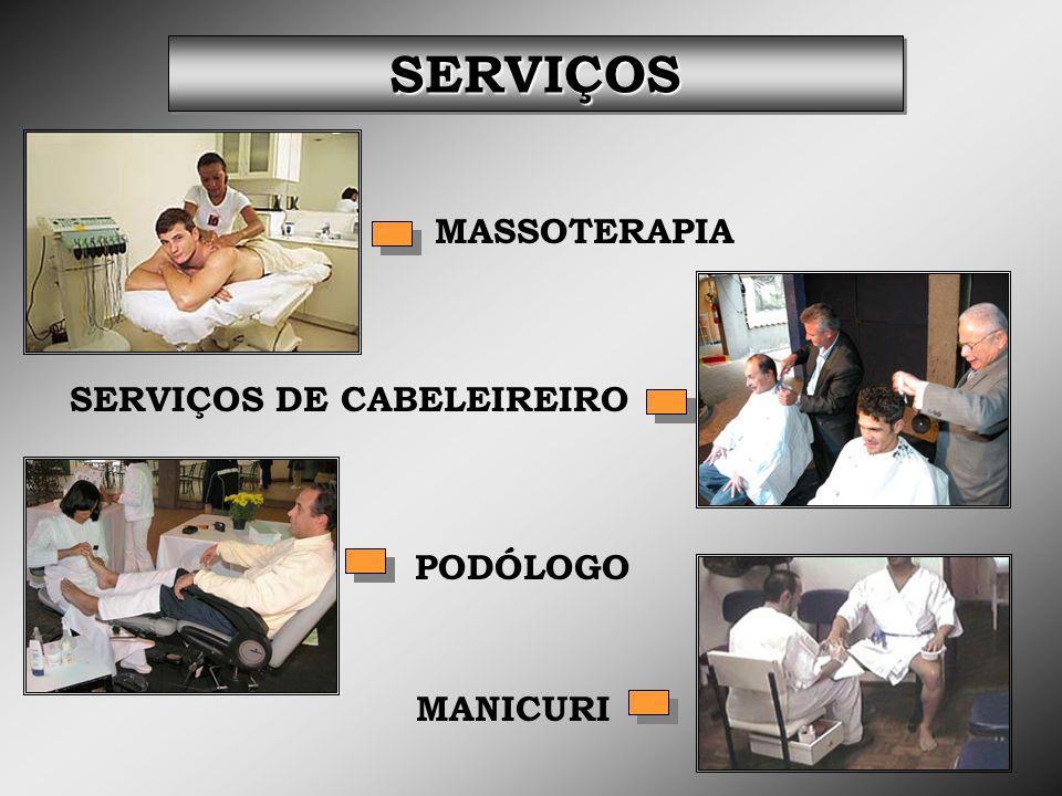 SERVIÇOS DE CABELEIREIRO