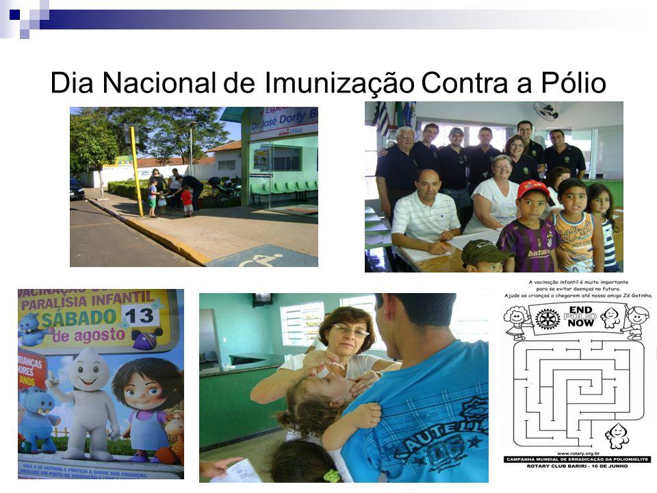 Dia Nacional de Imunização Contra a Pólio