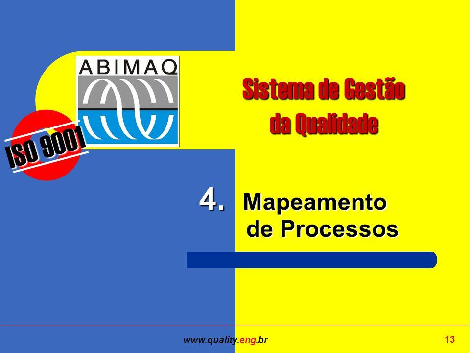 4. Mapeamento de Processos