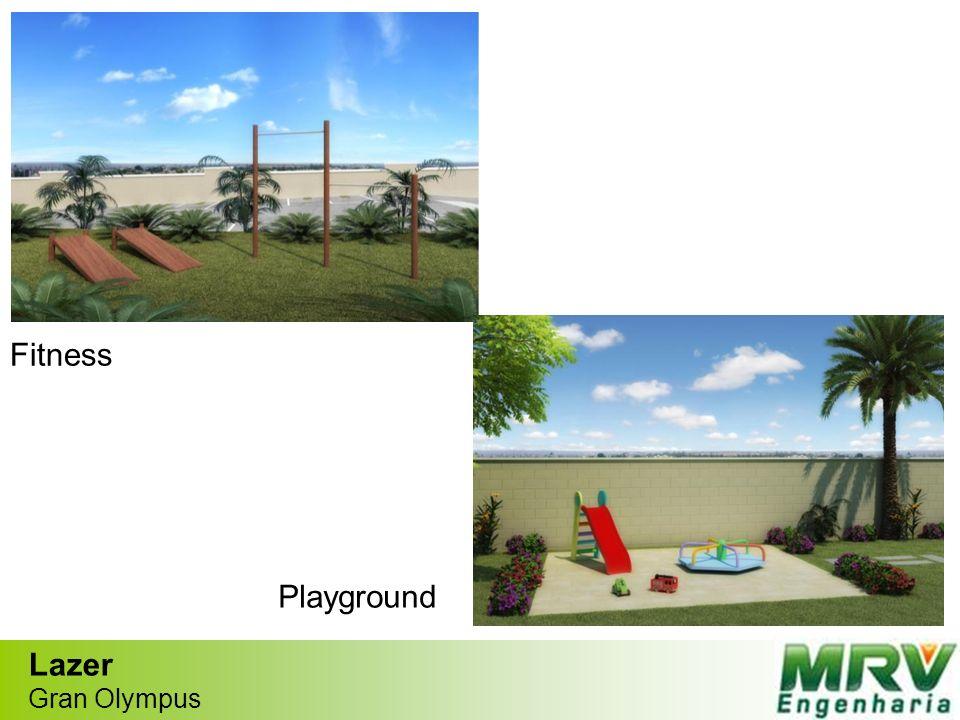 Fitness Playground Lazer Gran Olympus