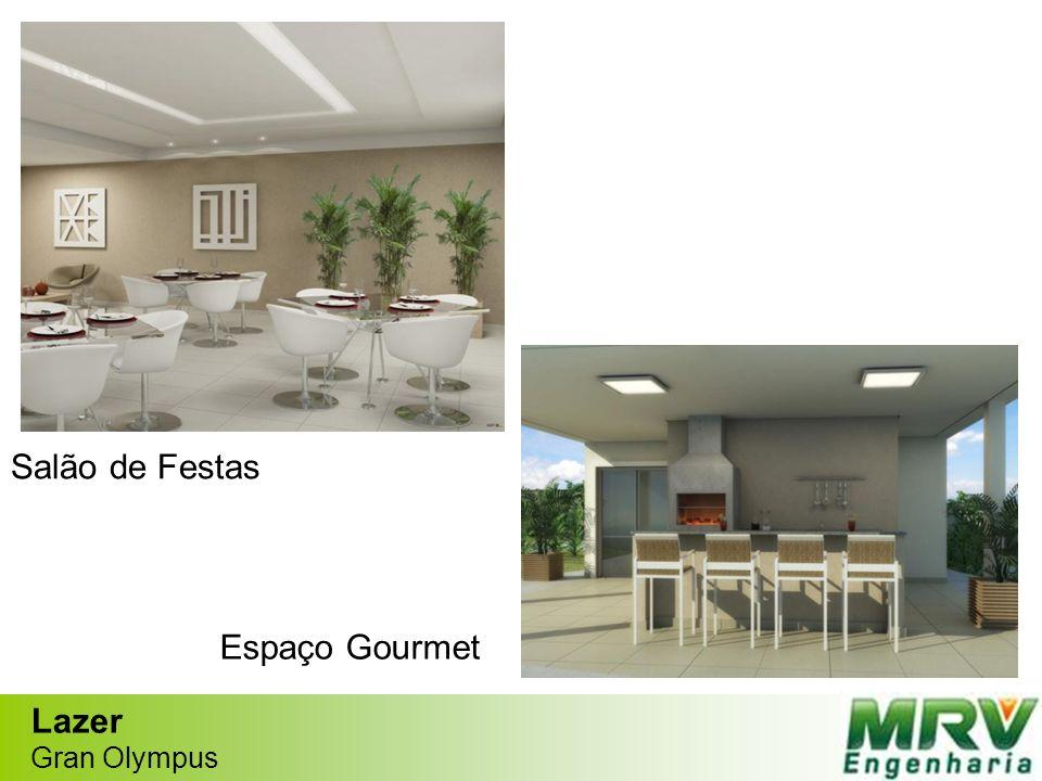 Salão de Festas Espaço Gourmet Lazer Gran Olympus
