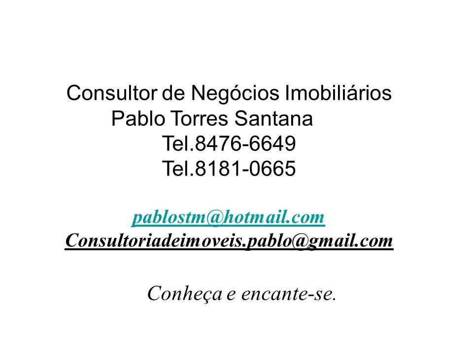 Consultor de Negócios Imobiliários