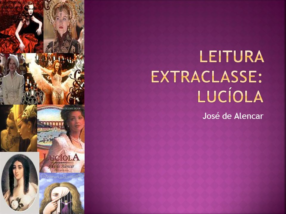 Leitura Extraclasse: Lucíola
