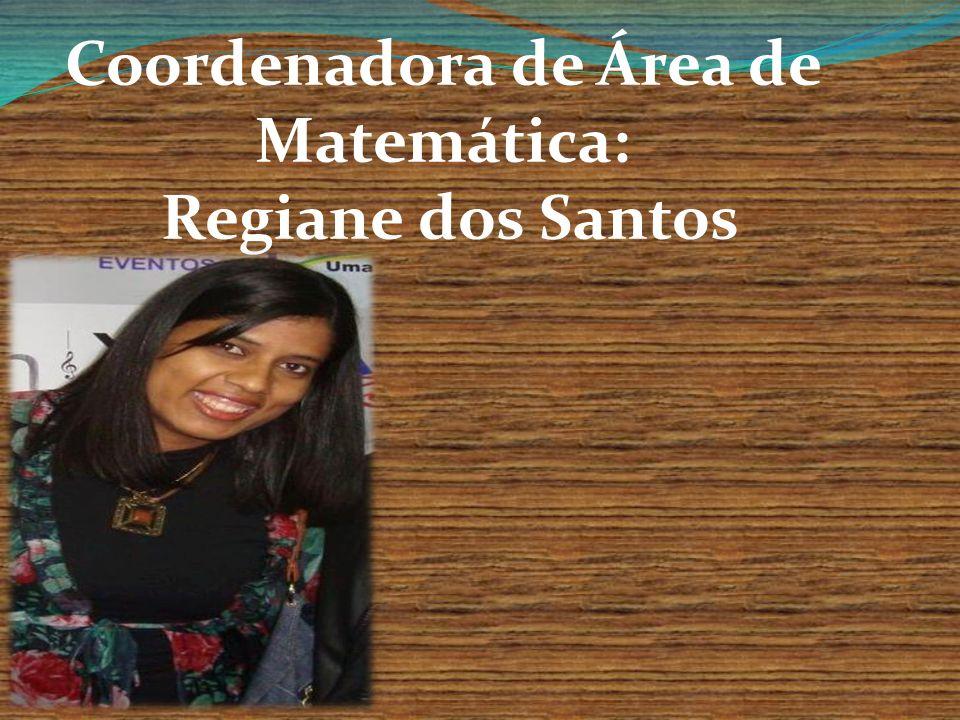Coordenadora de Área de Matemática: