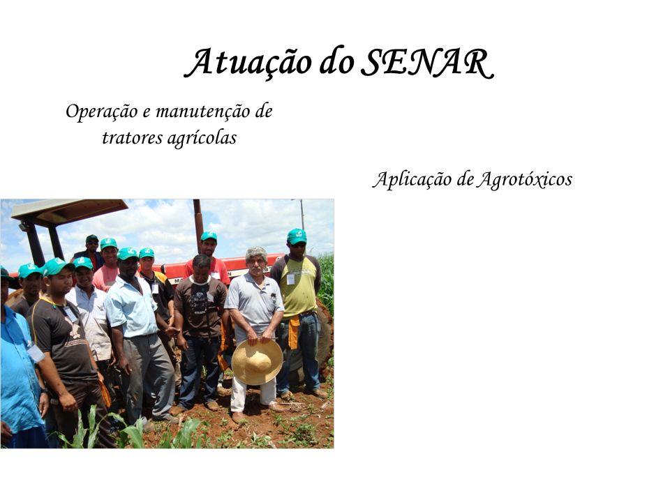 Operação e manutenção de tratores agrícolas
