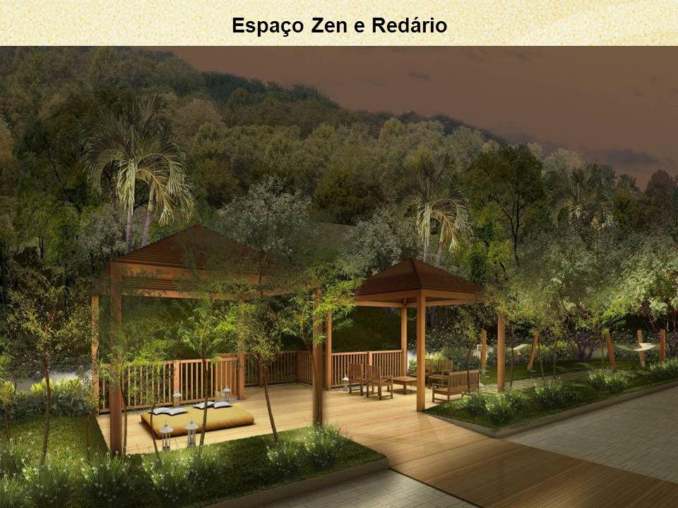 Espaço Zen e Redário