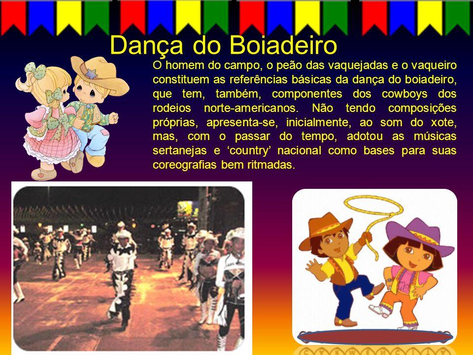 Dança do Boiadeiro
