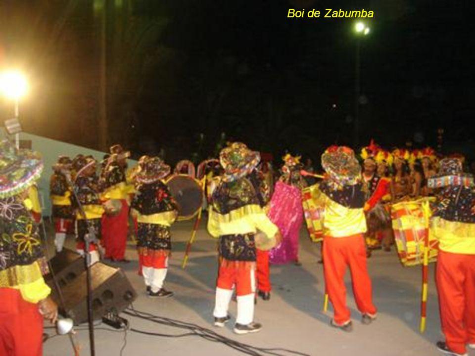 Boi de Zabumba