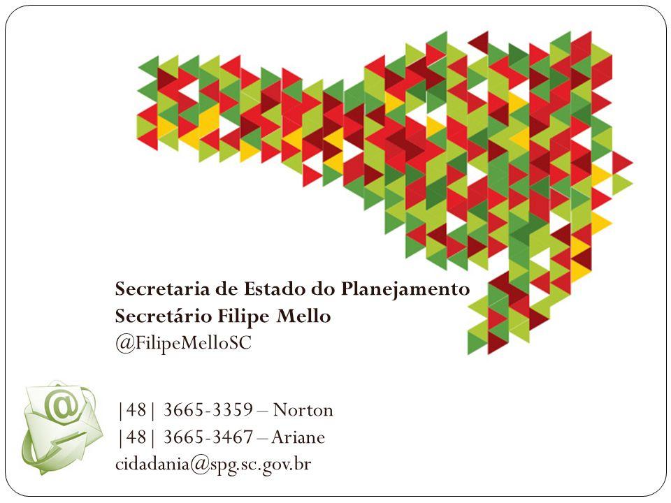 Secretaria de Estado do Planejamento