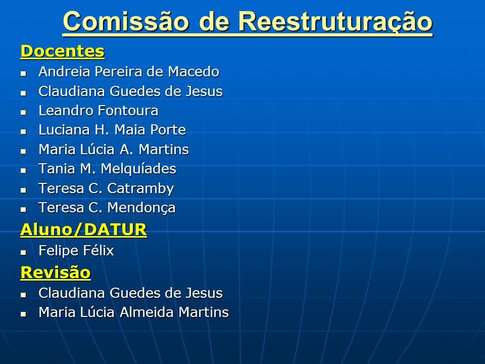 Comissão de Reestruturação