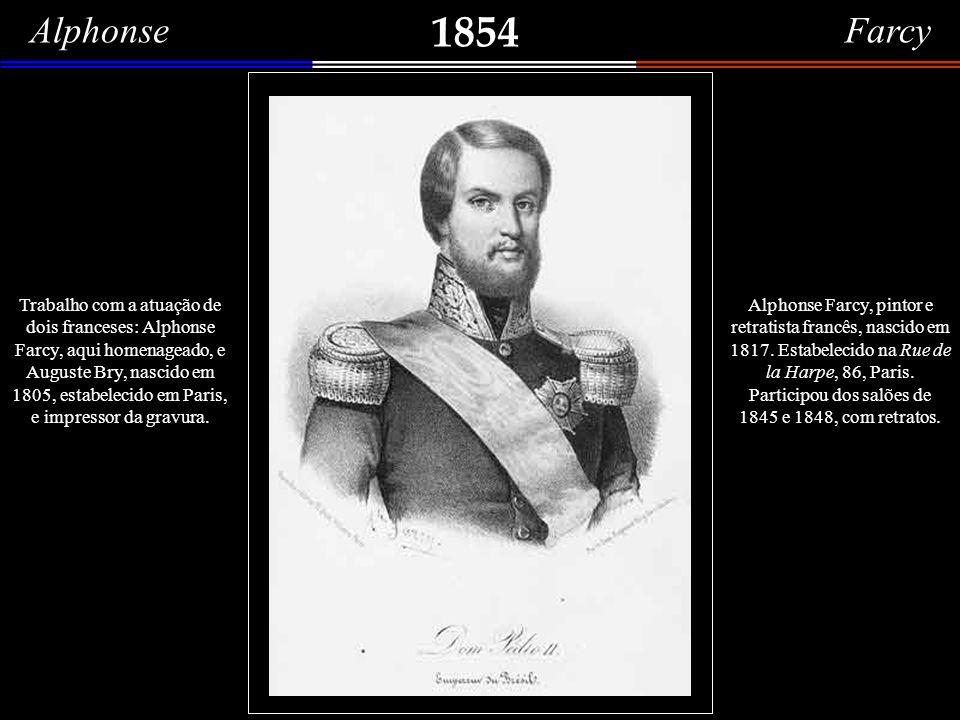 Alphonse Farcy 1854.