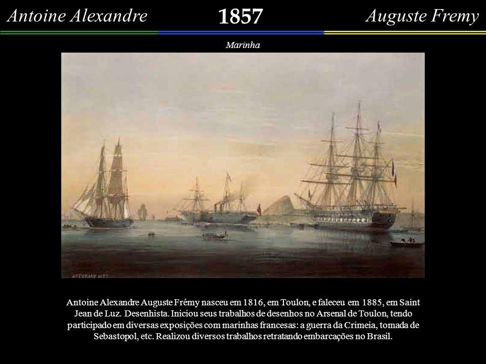 Antoine Alexandre Auguste Fremy
