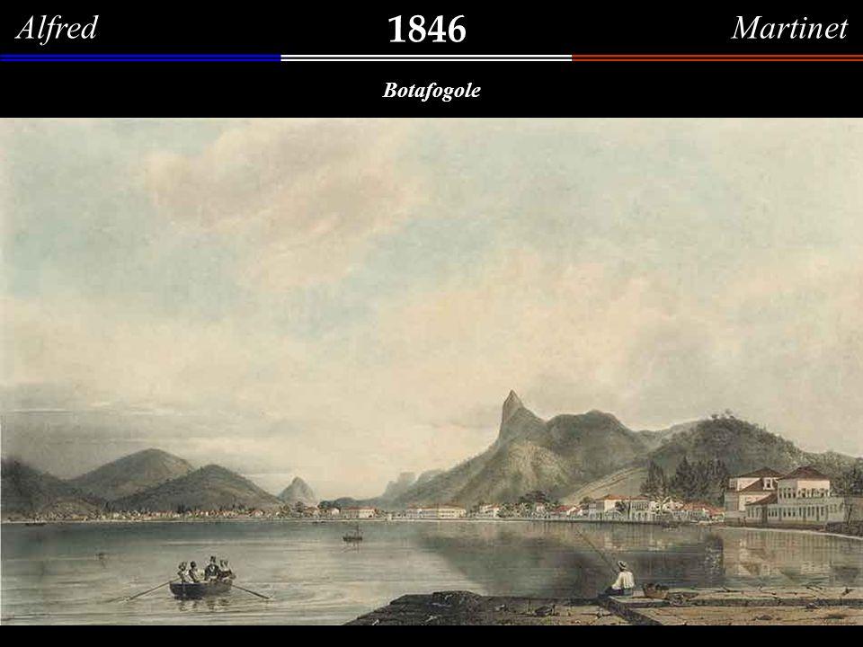 1846 Alfred Martinet Botafogole