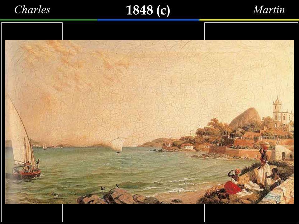 Charles Martin 1848 (c) Óleo sobre tela, do artista francês Charles J. Martin, sobre quem nada se sabe.