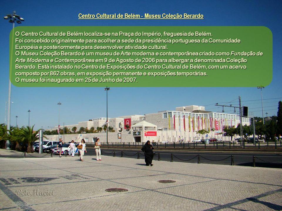 Centro Cultural de Belém - Museu Coleção Berardo