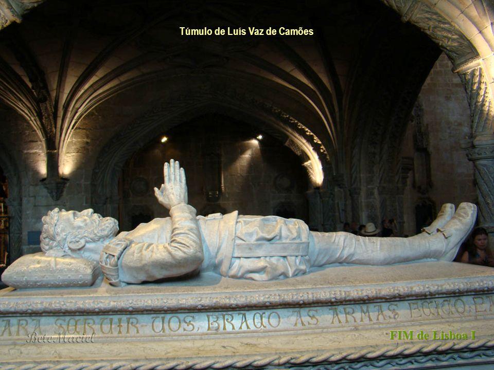 Túmulo de Luís Vaz de Camões