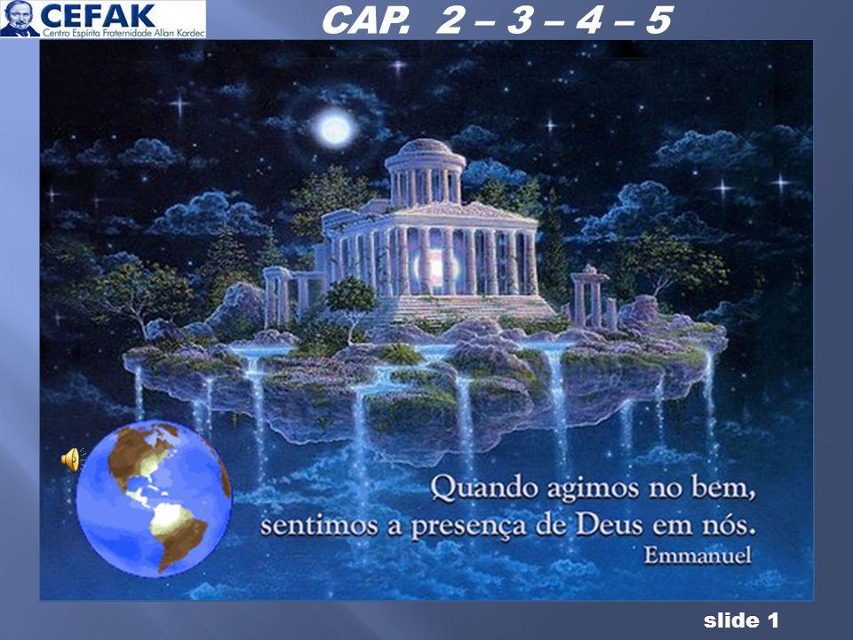 CAP. 2 – 3 – 4 – 5