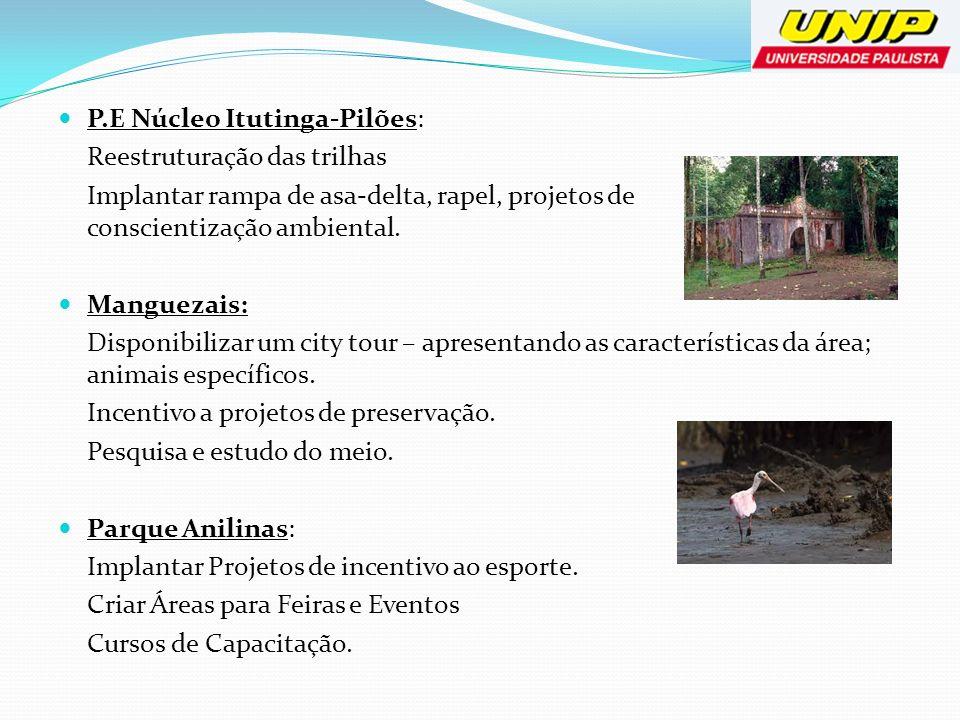 P.E Núcleo Itutinga-Pilões: