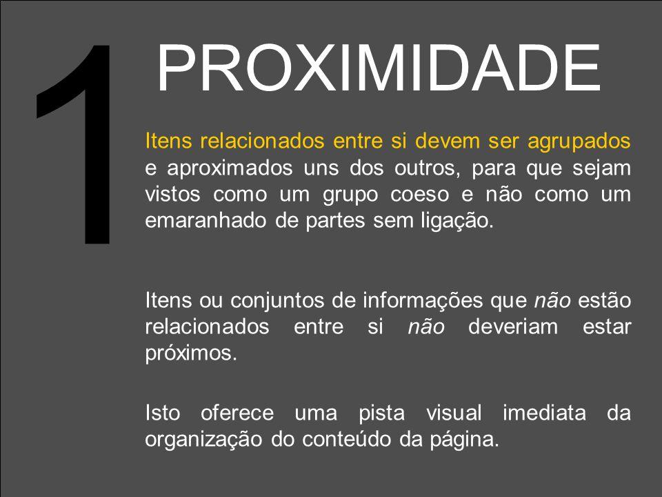 1 PROXIMIDADE.