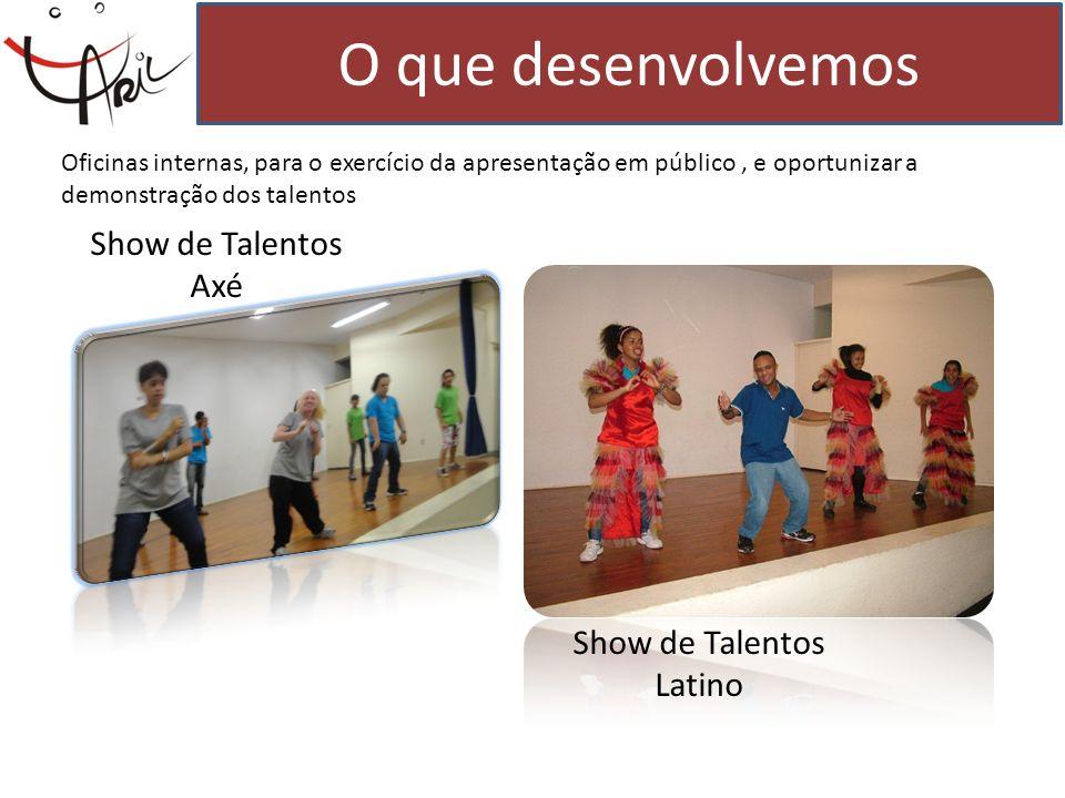 Show de Talentos Latino