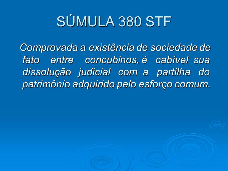 SÚMULA 380 STF