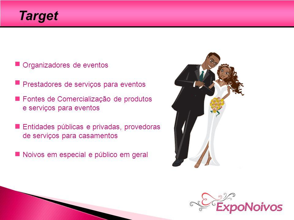 ExpoNoivos Target Organizadores de eventos