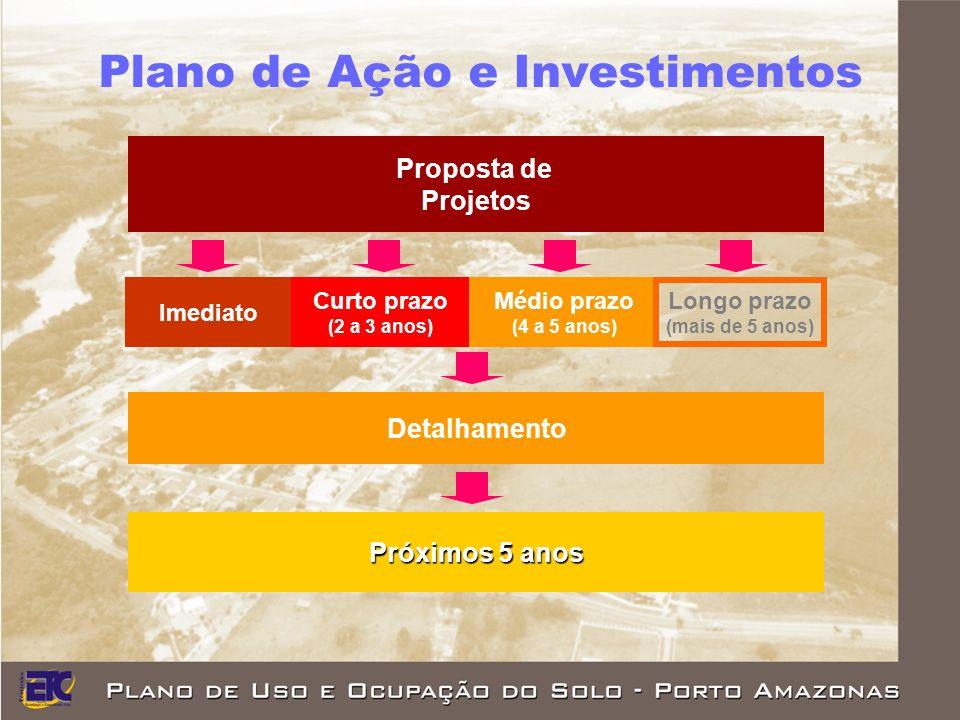 Plano de Ação e Investimentos