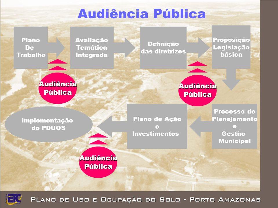 Audiência Pública Audiência Pública Plano De Trabalho Avaliação