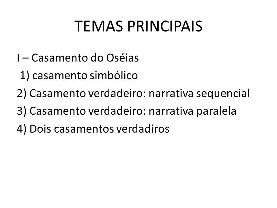 TEMAS PRINCIPAIS